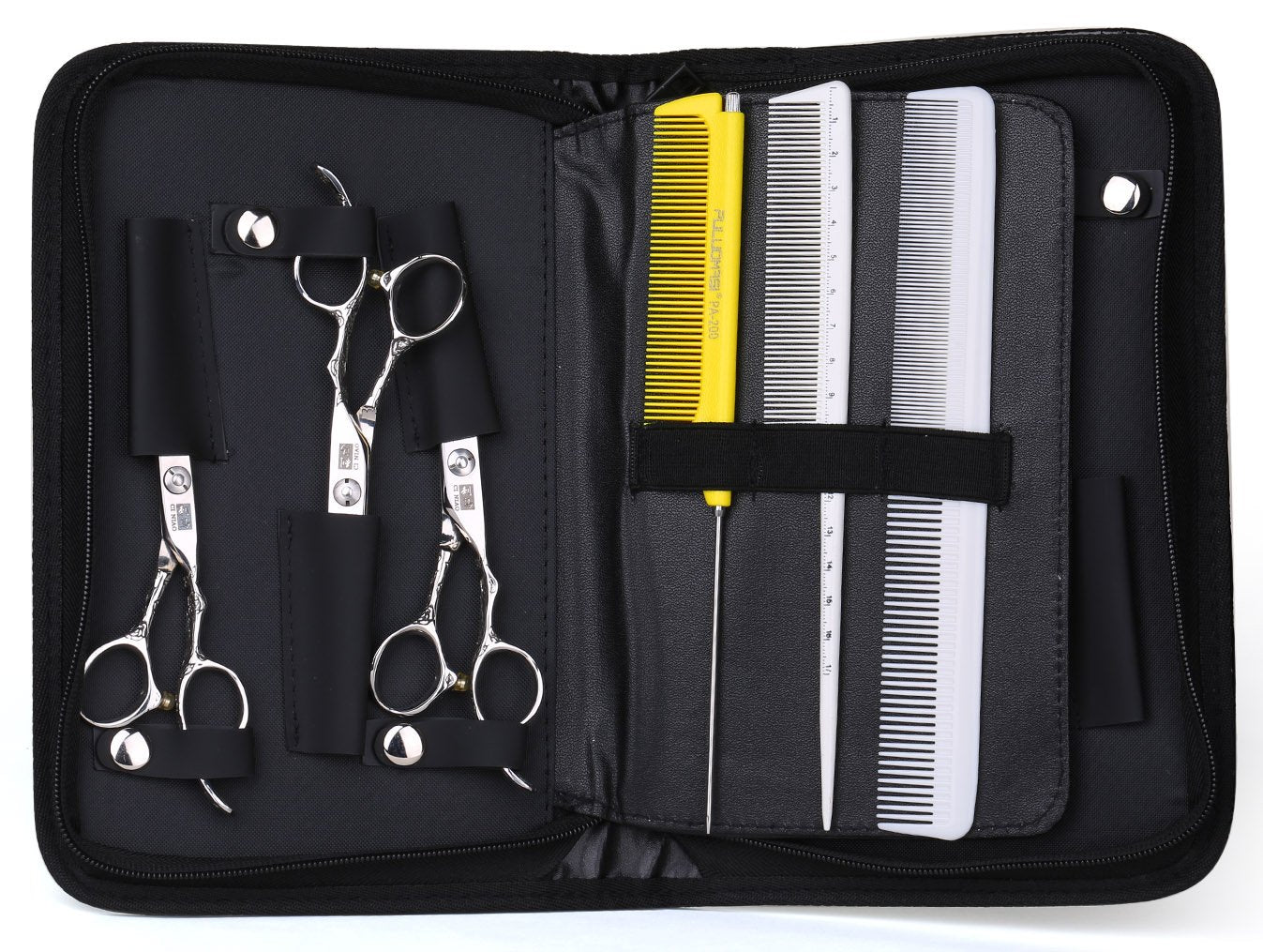 Hair Stylist Shears Holder Pouch Cases for Hairdressers