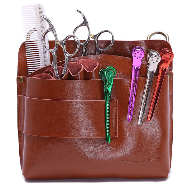 Professional barber scissors pouch with Belt