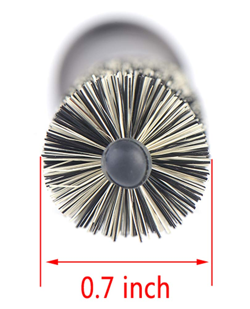 Small Round Hair Brush for Short Hair