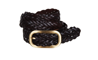Eb & Ive Avante Belt Chocolate