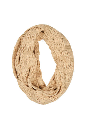 Isle of Mine Clarity Snood Putty