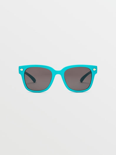 Volcom Freestyle Gloss Aqua Sunglasses
