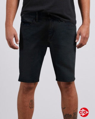 Volcom Solver Denim 19 Coated Indigo