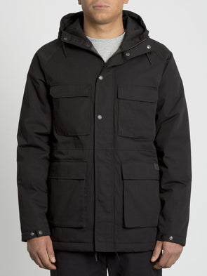 Volcom Renton Winter Jacket Black