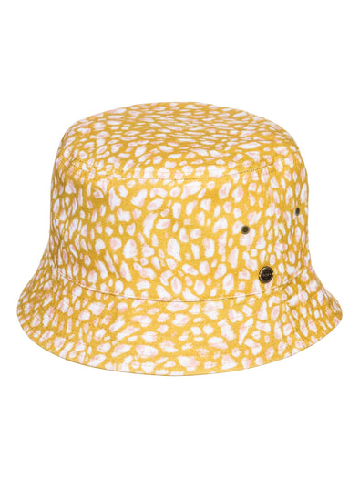 Roxy Little Confetti Hat Olive Oil