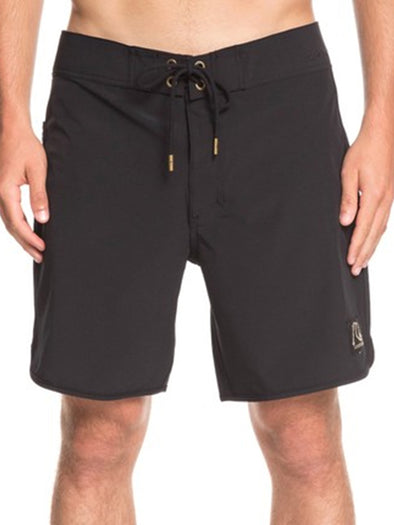Quiksilver Highline Scallop 18 Boardshort Black