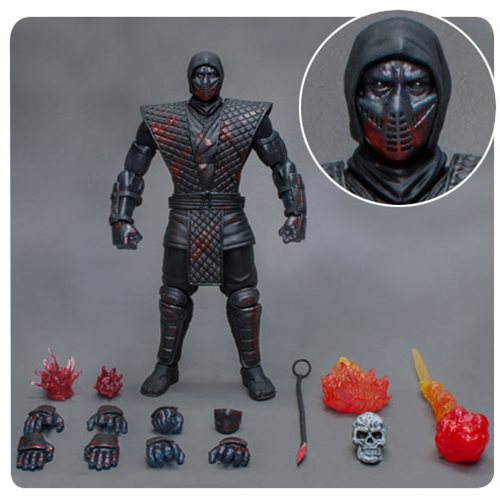 Mortal Kombat Noob Saibot Special Edition 1:12 Scale Action Figure