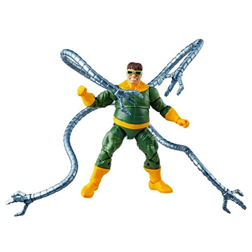 Pre Order Amazing Spider-Man Marvel Legends Series 6-inch Doc Ock Action Figure