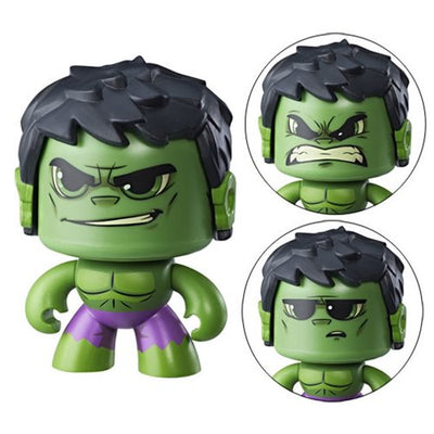 Pre Order Marvel Mighty Muggs Hulk Action Figure