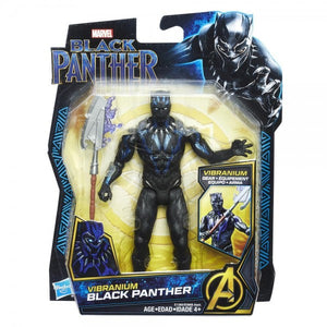 "Marvel Avengers 6"" Black Panther Movie Action Figure Assorted"