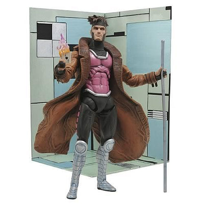 PreOrder X-Men Gambit Marvel Select Action Figure
