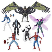 Pre Order Amazing Spider-Man Marvel Legends Figures Wave 8 Case