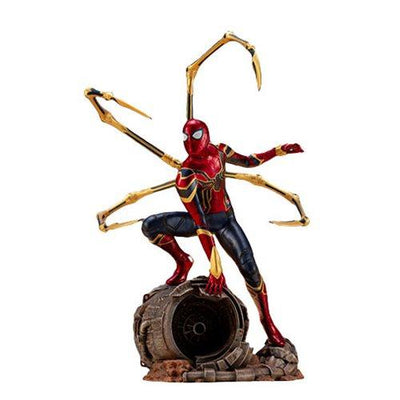 Pre Order Avengers: Infinity War Iron Spider 1:10 Scale ARTFX+ Statue