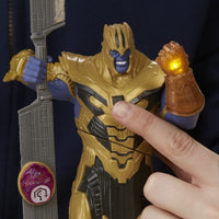 "Marvel Avengers Infinity War 6"" Iron Man vs. Thanos Action Figure Battle Set"