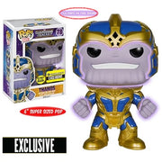Exclusive Pre Order Guardians of the Galaxy Thanos Glow-in-the-Dark 6-Inch Pop