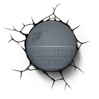 Star Wars Death Star 3DFX Wall Night Light