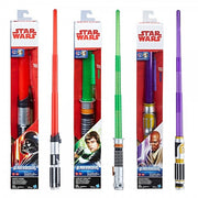 Star Wars Bladebuilders Duel Electronic Light Up Lightsaber Assorted