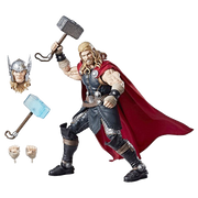 "Marvel Legends Thor 12"" Action Figure with Bodyparts and Accessories"