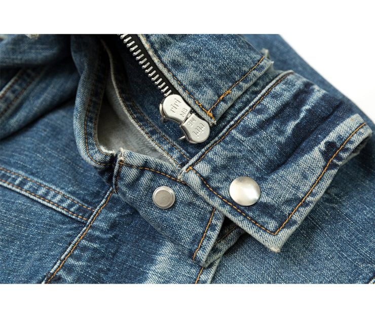 Denim Jacket | Stone Blue