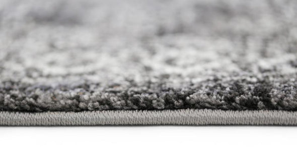 Linden Charcoal Classic Rug