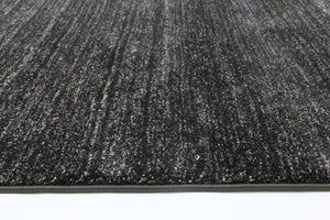 Parma Charcoal Grey Contemporary Rug