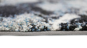 Linden Blue Wash Rug
