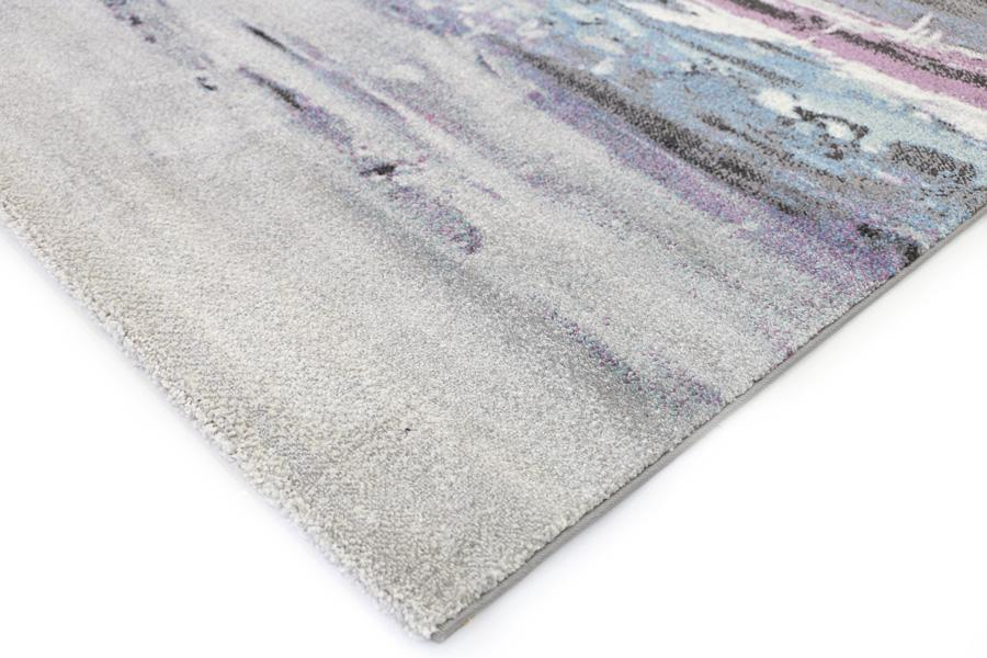 Linden Multi Pastel Abstract Rug
