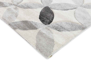 Essence Grey Trellis Rug