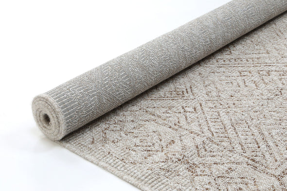 Jersey Felicitas Cream Beige indoor / Outdoor Rug