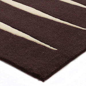 Gold Collection 200 Brown Rug