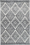 Adele Diamond Anthracite Rug