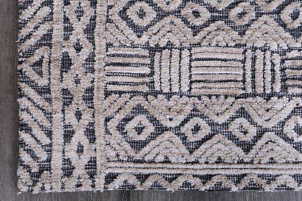 Adele Tribal Navy Rug