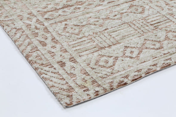 Adele Tribal Rust Rug