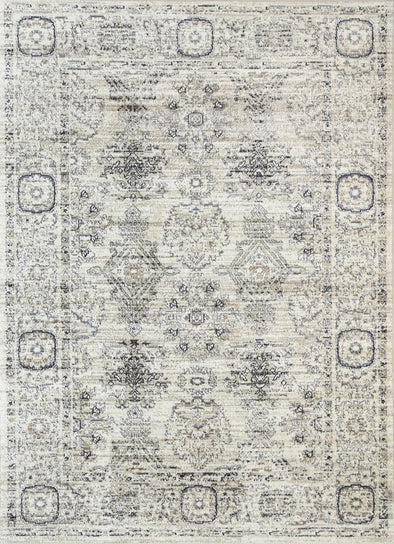 Sansa Ziegler Cream Grey Rug