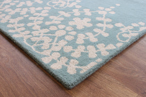 Asiatic Guild Blue Rug