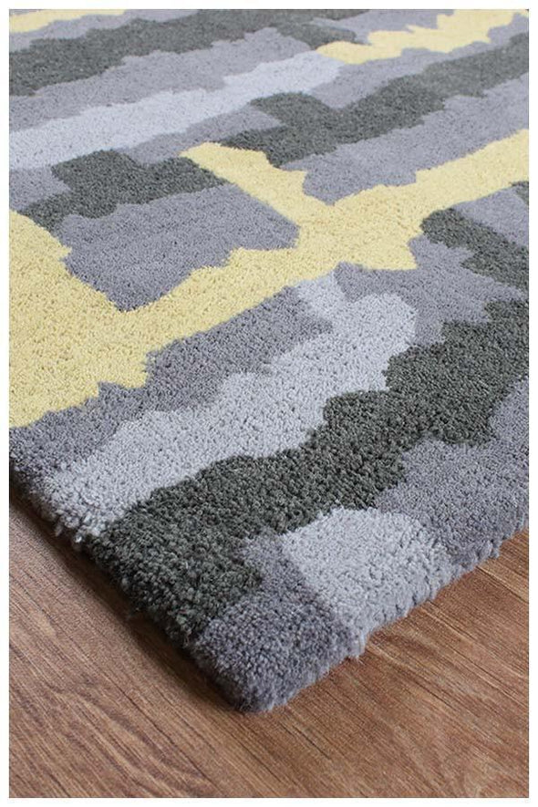Asiatic Ripley Yellow Rug