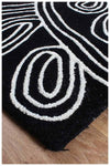 Asiatic Kaya Black Rug