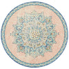 Avenue 706 Flamingo Round Rug