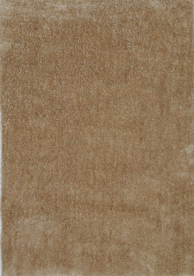 FIZZLE SHAGGY BEIGE RUG