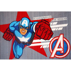 KIDS RUG Captain America (62628-13032)