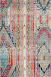 Casablanca Multi Colour Bohemian Stylish Modern Rug