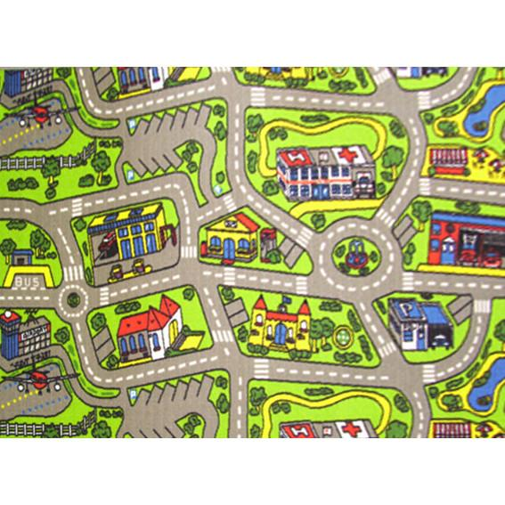 KIDS RUG City Road(50200-96)