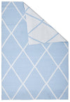 Coastal Indoor Outdoor 3 Sky Rug