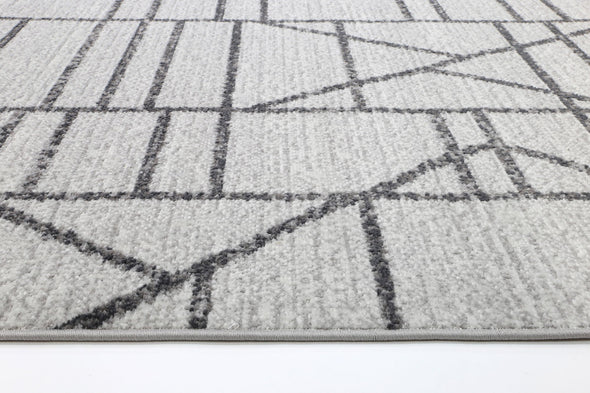 Garden Copenhagen Indoor/Outdoor Grey Rug