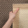 Eco Sisal Tiger Eye Grey Runner