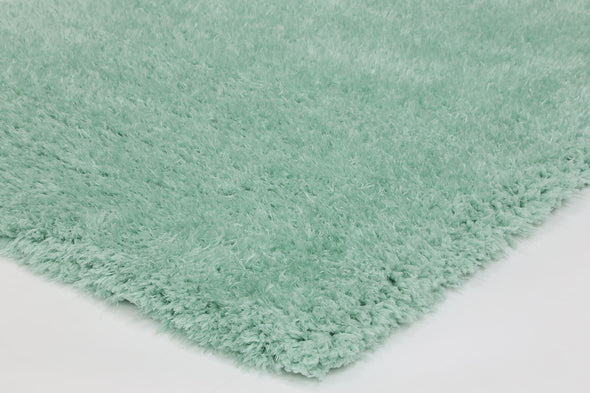 Flokati Super Soft Ultra Thick Shag Rug Light Blue