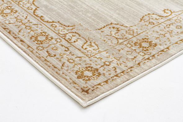 Heirloom Kings Court Designer Ivory Runner