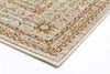Heirloom Kings Court Designer Ivory Beige Rug
