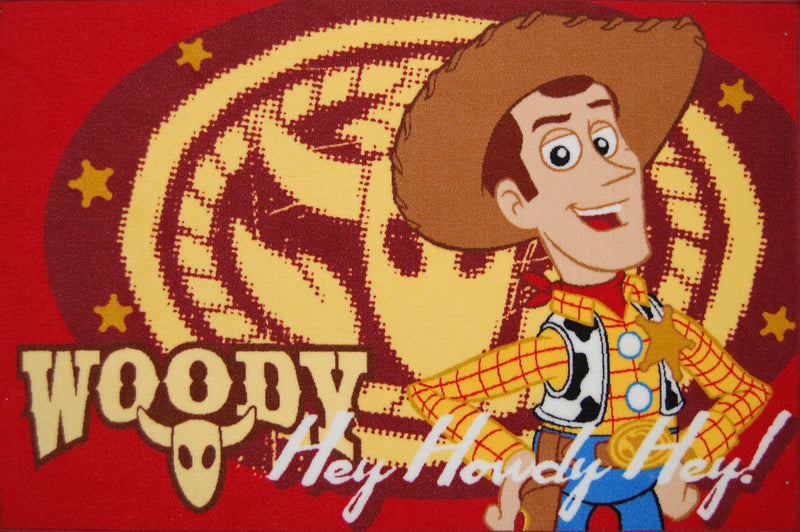 KIDS RUG Howdy Woody (87491-32495)
