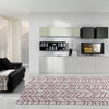 Brooklyn Cream Beige Abstract Rug